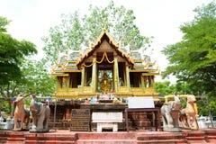 Padiglione di Brahma fotografia stock libera da diritti