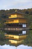 Padiglione dorato, Kyoto Fotografia Stock Libera da Diritti
