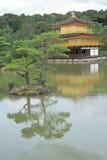 Padiglione dorato - Kyoto - Giappone immagine stock libera da diritti