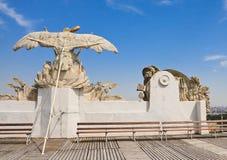Padiglione Glorietta dell'allerta. Schonbrunn. Vienna, Austria Fotografia Stock Libera da Diritti