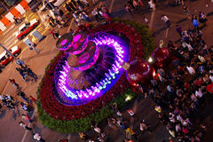 Padiglione Kuala Lumpur Fotografia Stock