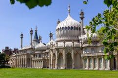 Padiglione reale Brighton East Sussex Southern England Regno Unito fotografie stock libere da diritti