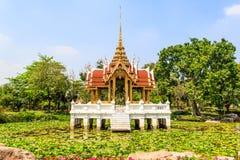 Padiglione tailandese Fotografie Stock