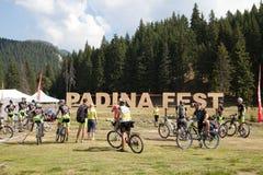 Padina fest 2012 Stock Photo