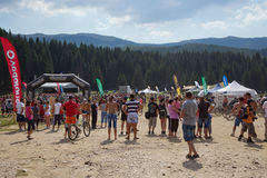Padina fest 2012 Royalty Free Stock Images