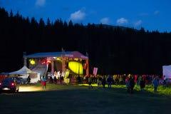 Padina fest 2013 Stock Photos