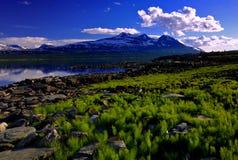 национальный парк padjelanta Стоковая Фотография RF
