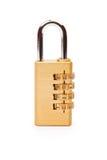 padlock комбинации Стоковая Фотография