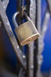 padlock строба Стоковое фото RF