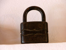 Padlock stock photography