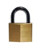 Padlock. Foto of a padlock for your design Stock Photo