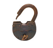 Padlock. Royalty Free Stock Photos