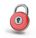 Padlock. Stock Photography