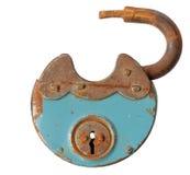 padlock Royaltyfri Fotografi