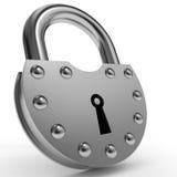 padlock Imagens de Stock Royalty Free