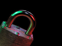 padlock royaltyfria foton