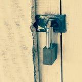 padlock Fotografía de archivo