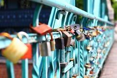 padlock Fotografía de archivo libre de regalías