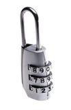 padlock комбинации Стоковое Изображение RF