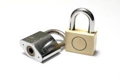 padlock Imagenes de archivo