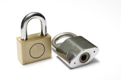 padlock Foto de archivo