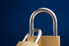 Padlock 5 Royalty Free Stock Images