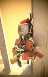 padlock Imagen de archivo