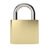 padlock Fotografie Stock