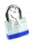 Padlock Royalty Free Stock Photos
