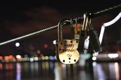padlock Imagem de Stock Royalty Free