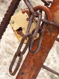 Padlock Royalty Free Stock Image