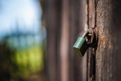 padlock Fotografie Stock Libere da Diritti