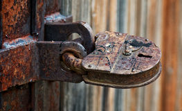 padlock Imagem de Stock