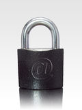 @ Padlock Royalty Free Stock Photography