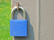 Padlock.jpg Royalty Free Stock Images