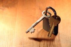 Padlock And Keys Royalty Free Stock Photography