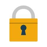 Padlock lock security money bank Stock Images