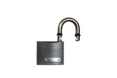 A padlock Royalty Free Stock Photo