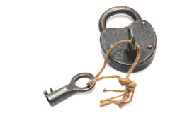 Padlock Safety Stock Photo