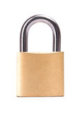Padlock - security concept Royalty Free Stock Photography