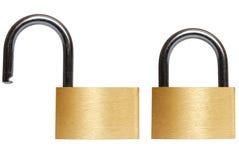 padlocks стоковая фотография rf
