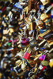 Padlocks Royalty Free Stock Photos