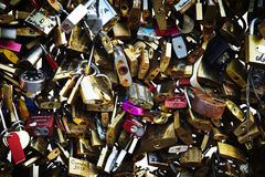 Padlocks Stock Photo