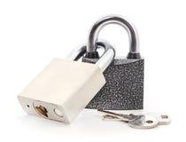 padlocks 2 Стоковые Изображения RF