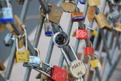 padlocks Стоковое фото RF