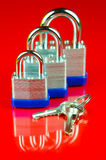Padlocks Stock Images