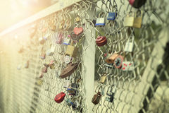 padlocks Стоковые Изображения