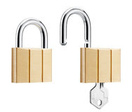 Padlocks Stock Photography