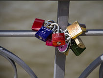 Padlocks Royalty Free Stock Image