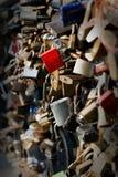 padlocks wedding Стоковые Изображения